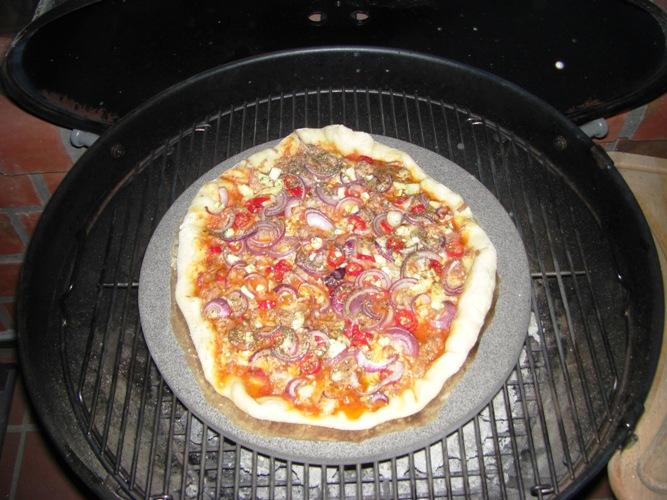 Weber Holzkohlegrill Richtig Heizen : Moderne küchenmöbel pizza weber grill temperatur
