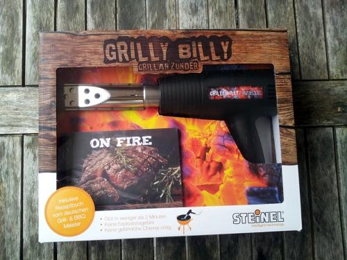 Steinel Grilly Billy.