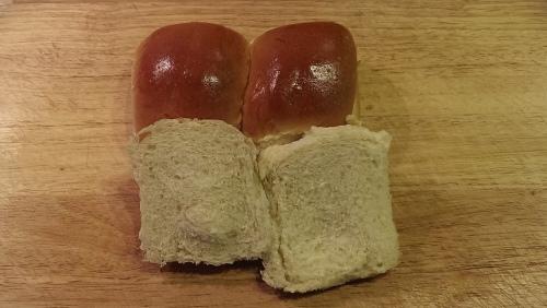 Heddeweggen - Buttermilch/Hefebrötchen, das ideale Hamburger Bun.