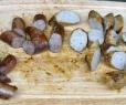 Wildroster und Bratwurst aus dem Erzgebirge