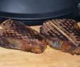 Steaks von der 10jährigen Kuh