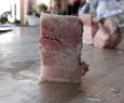 Schweinebauchpraline Sous Vide