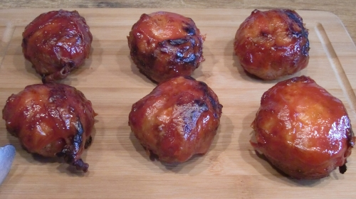 Ribbers Bacon Grenades.