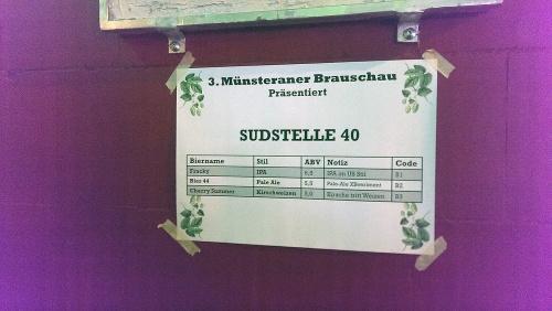 Brauschau Münster 2015 - Sudstelle 40